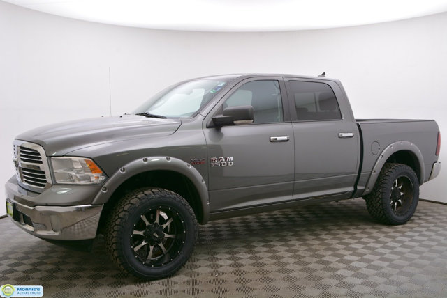 Pre-Owned 2013 Ram 1500 4WD Crew Cab 140.5