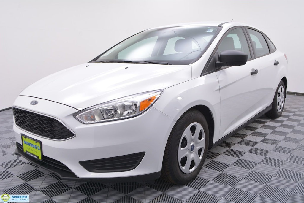 Pre-Owned 2016 Ford Focus 4dr Sedan S