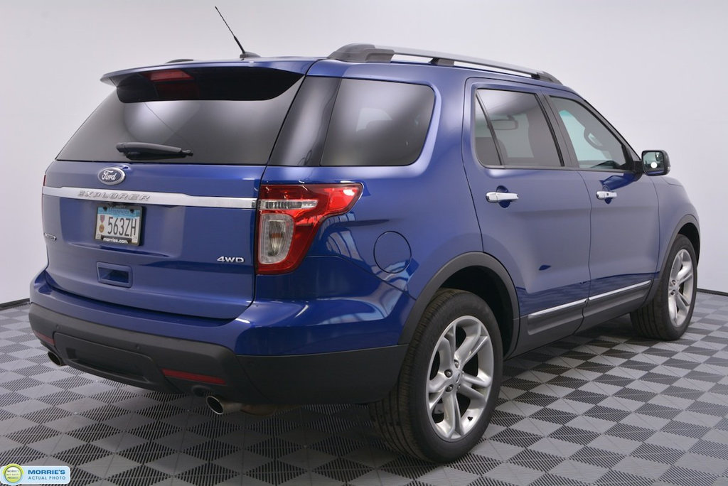 Pre-Owned 2015 Ford Explorer 4WD 4dr Limited