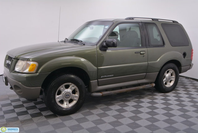 Pre-Owned 2001 Ford Explorer Sport 2dr 102
