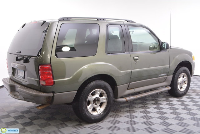 "Pre-Owned 2001 Ford Explorer Sport 2dr 102"" WB 4WD"