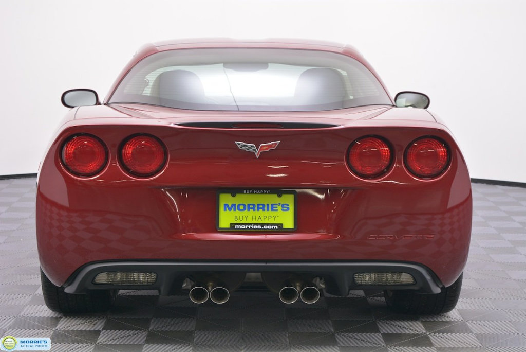 Pre-Owned 2006 Chevrolet Corvette 2dr Coupe