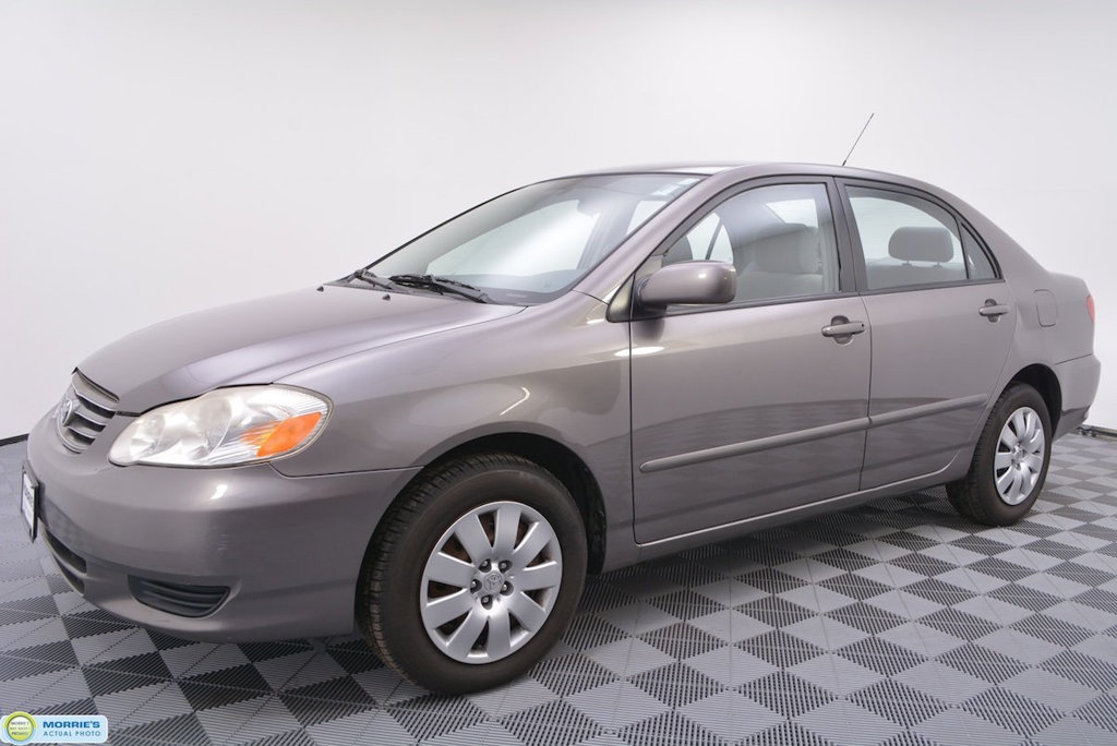 Pre-Owned 2004 Toyota Corolla 4dr Sedan LE Automatic
