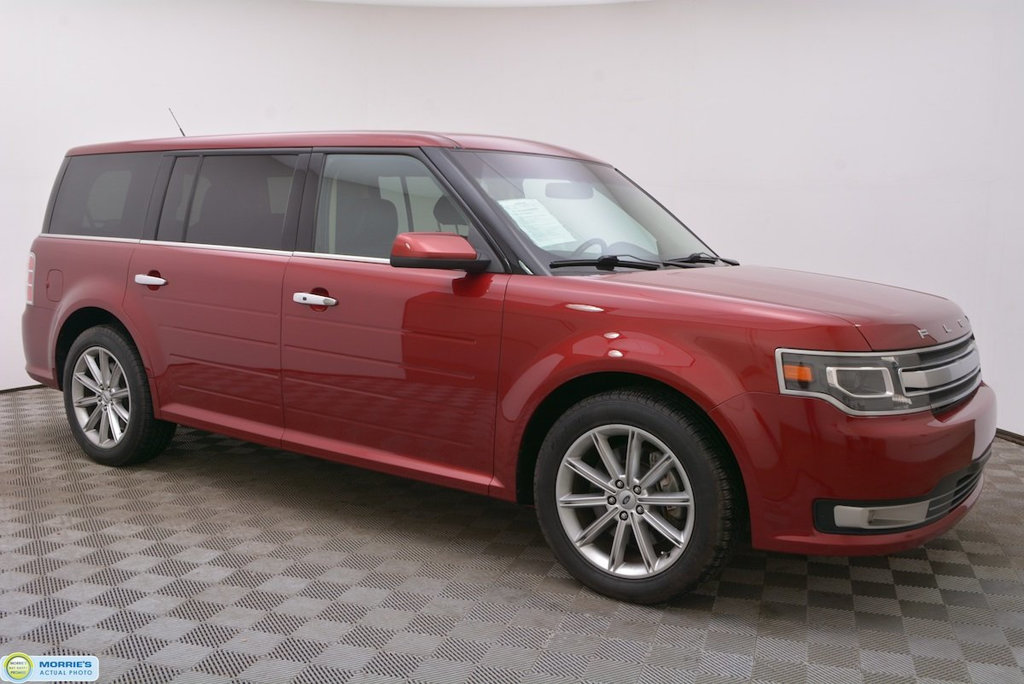 Pre-Owned 2017 Ford Flex 4dr Limited AWD