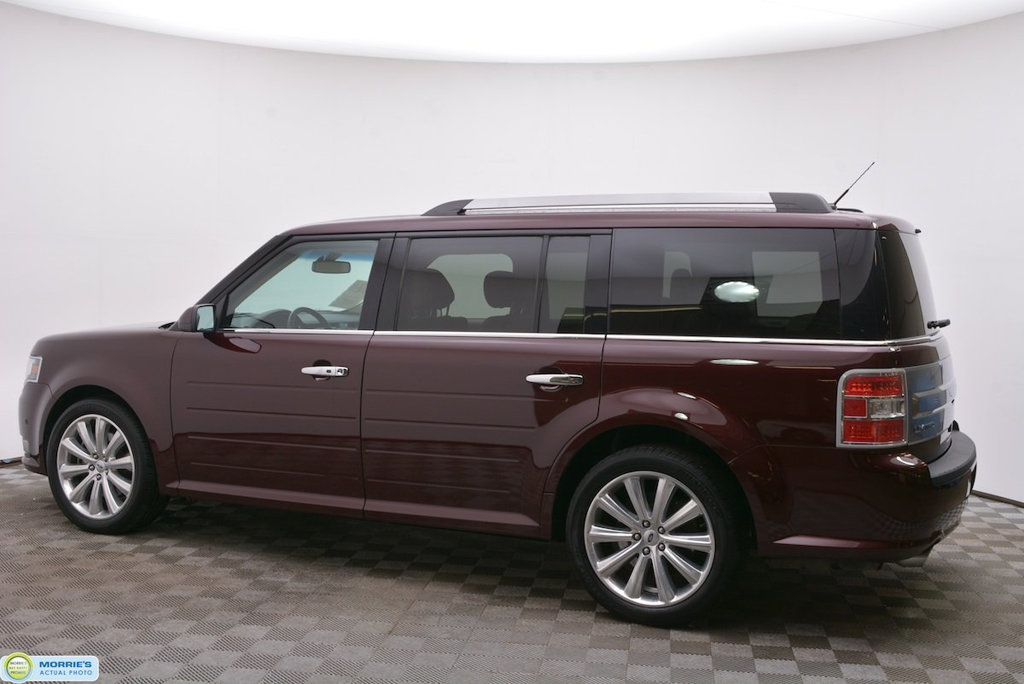 Pre-Owned 2018 Ford Flex Limited EcoBoost AWD