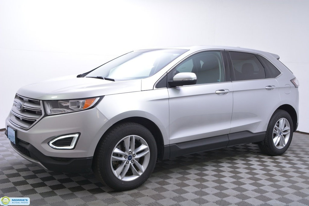 Pre Owned 2017 Ford Edge 4dr Sel Awd