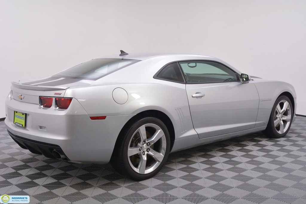 Pre-Owned 2010 Chevrolet Camaro 2dr Coupe 2SS