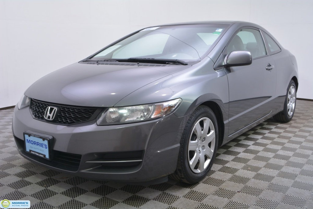 Pre-Owned 2009 Honda Civic Coupe 2dr Automatic LX