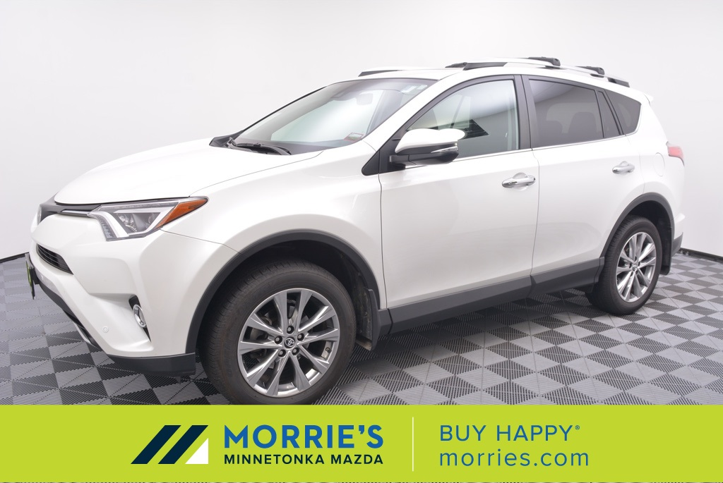 Morries Used Cars >> Pre Owned 2016 Toyota Rav4 Limited Awd