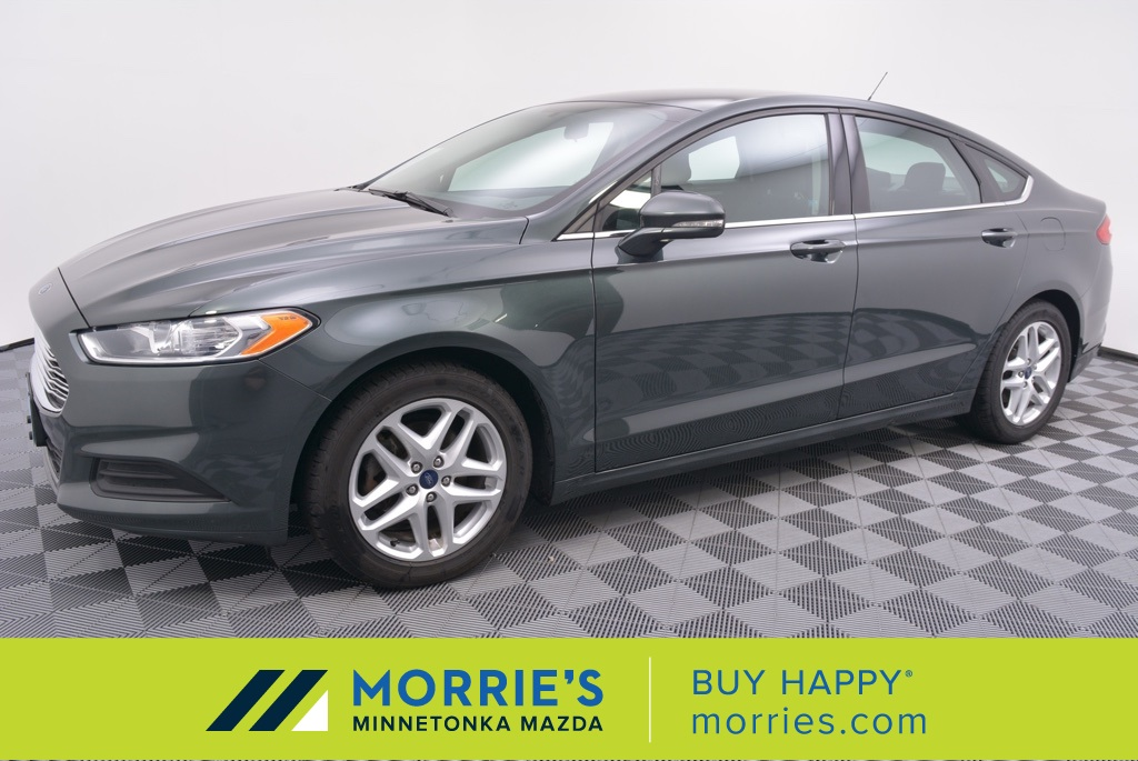 Morries Used Cars >> Pre Owned 2016 Ford Fusion Se Fwd 4d Sedan