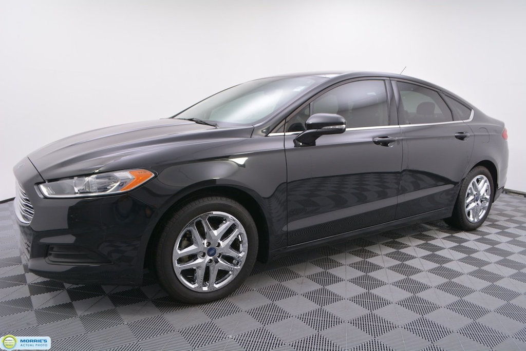 Pre-Owned 2014 Ford Fusion 4dr Sedan SE FWD