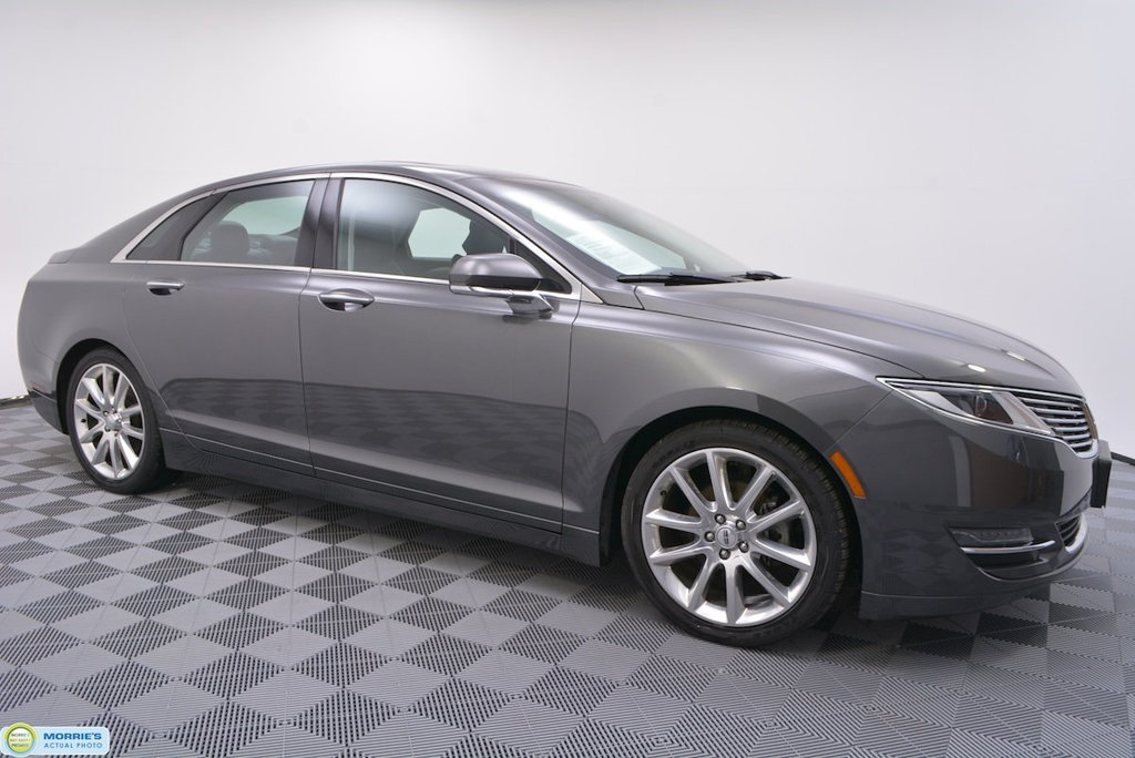 Pre-Owned 2015 Lincoln MKZ 4dr Sedan Hybrid FWD