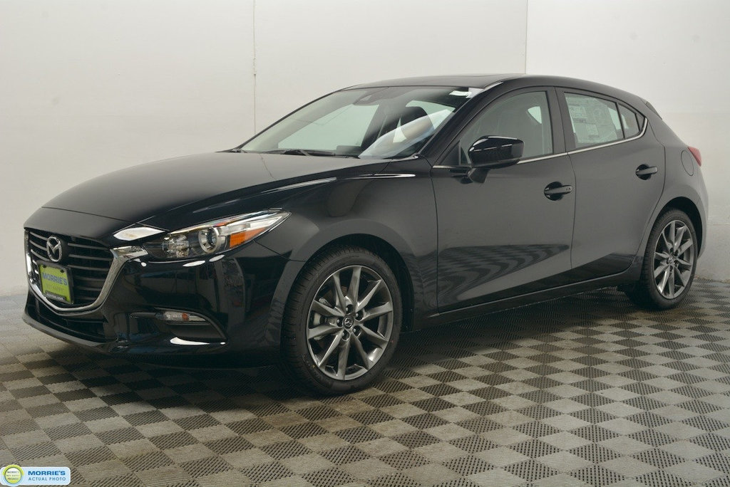 New 2018 Mazda3 5-Door Touring Automatic