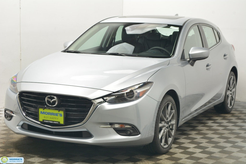 New 2018 Mazda3 5-Door Grand Touring Automatic