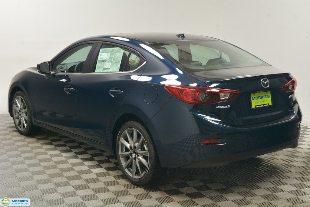 New 2018 Mazda3 4-Door Touring Automatic