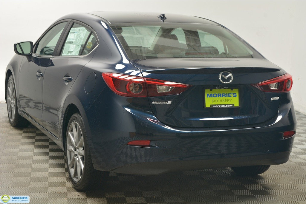 New 2018 Mazda3 4-Door Grand Touring Automatic