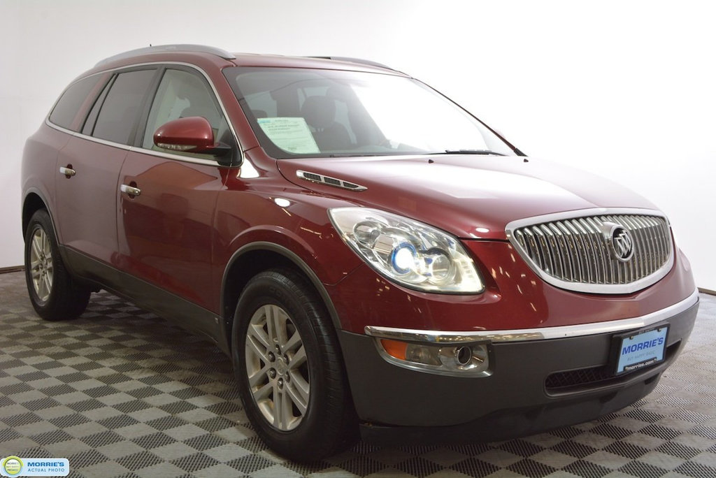 Pre-Owned 2008 Buick Enclave AWD 4dr CX