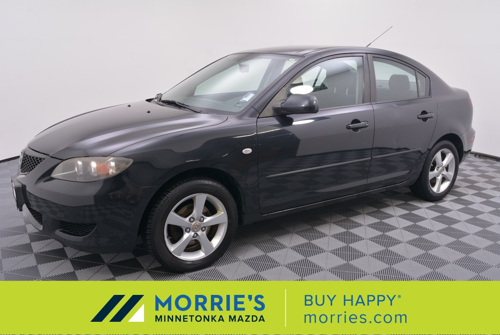 Pre-Owned 2006 Mazda3 i Touring FWD 4D Sedan