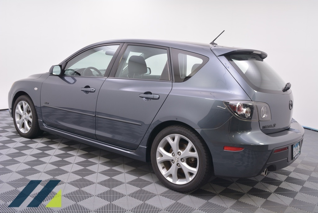 Pre-Owned 2009 Mazda3 s Touring
