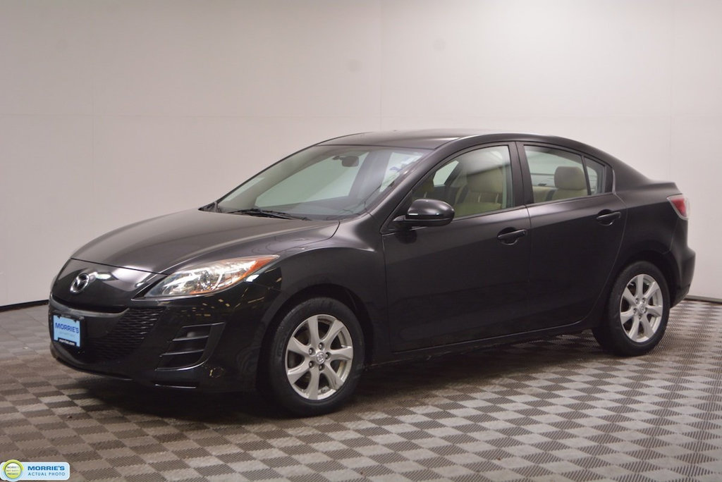 Pre Owned 2010 Mazda3 4dr Sedan Manual I Touring
