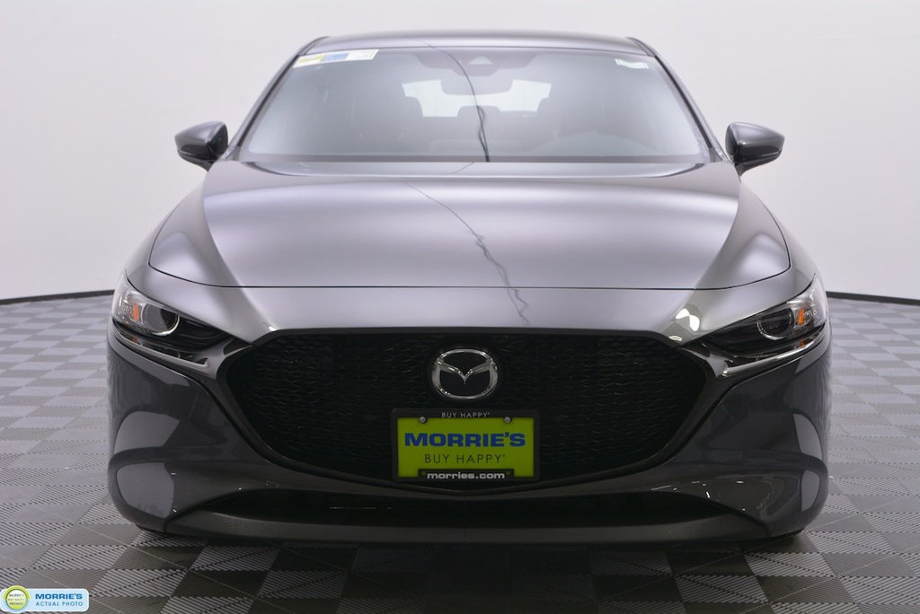 New 2019 Mazda3 5-Door FWD Automatic w/Preferred Pkg