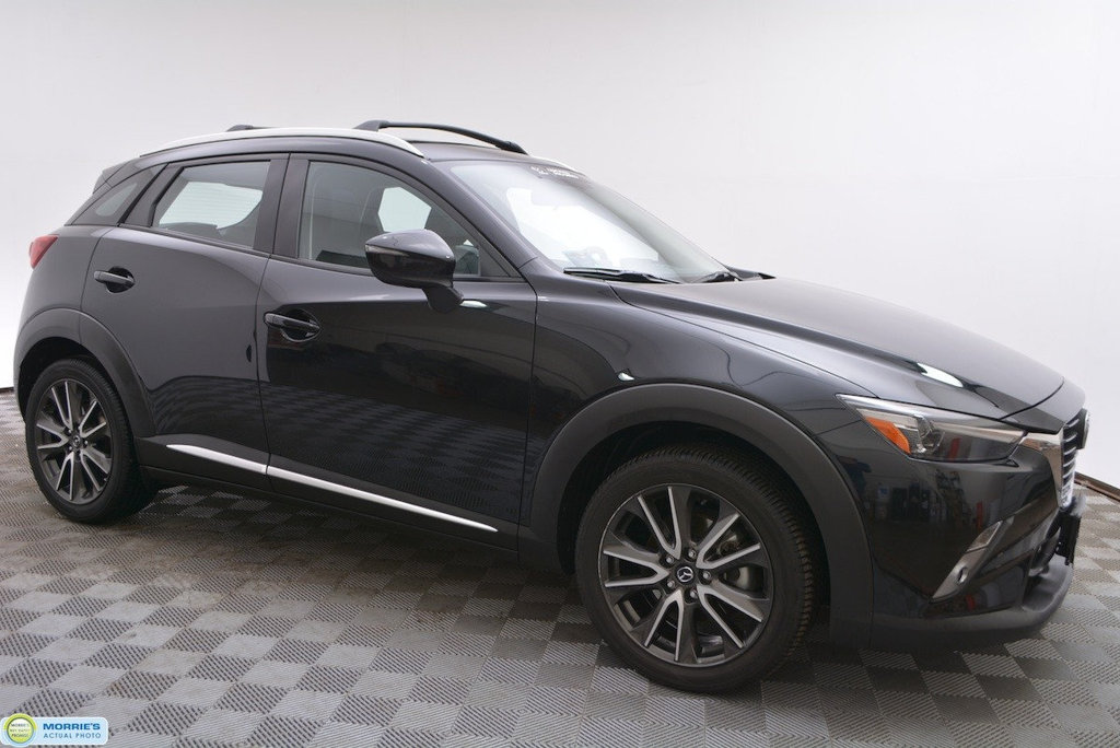 Certified Pre-Owned 2016 Mazda CX-3 AWD 4dr Grand Touring