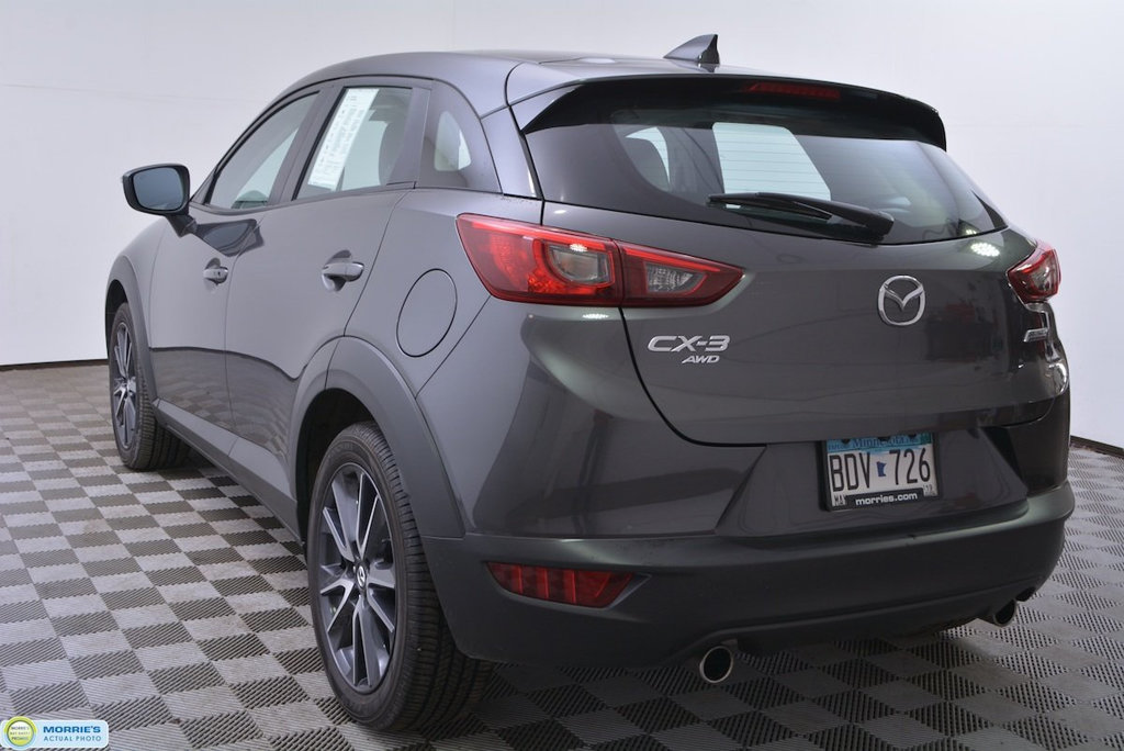 Certified Pre-Owned 2018 Mazda CX-3 Touring AWD