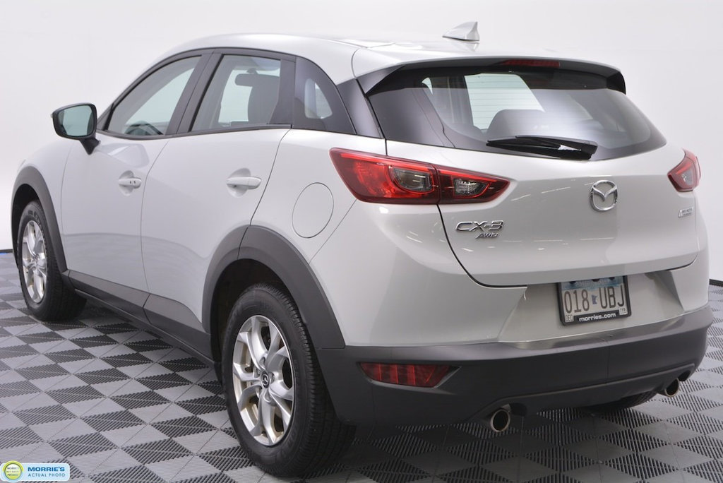 Certified Pre-Owned 2016 Mazda CX-3 AWD 4dr Touring