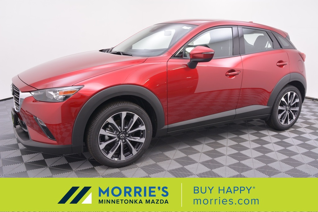 New 2019 Mazda CX-3 Touring