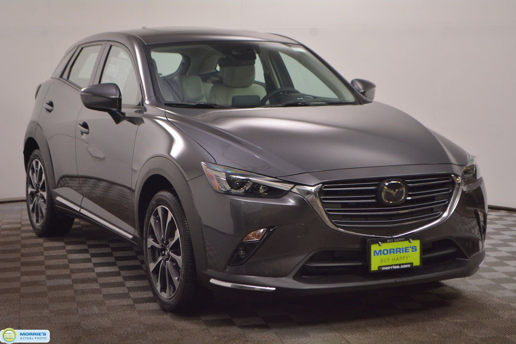 New 2019 Mazda CX-3 Grand Touring AWD