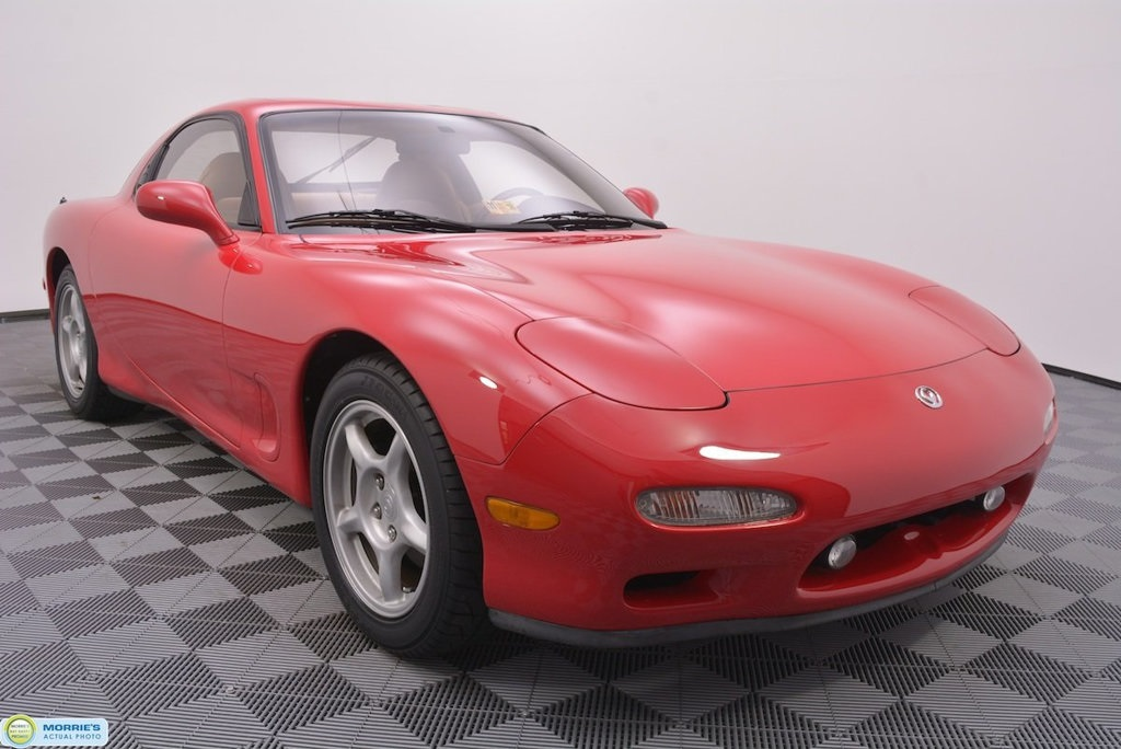 Pre-Owned 1993 Mazda RX-7 Base 2D Coupe