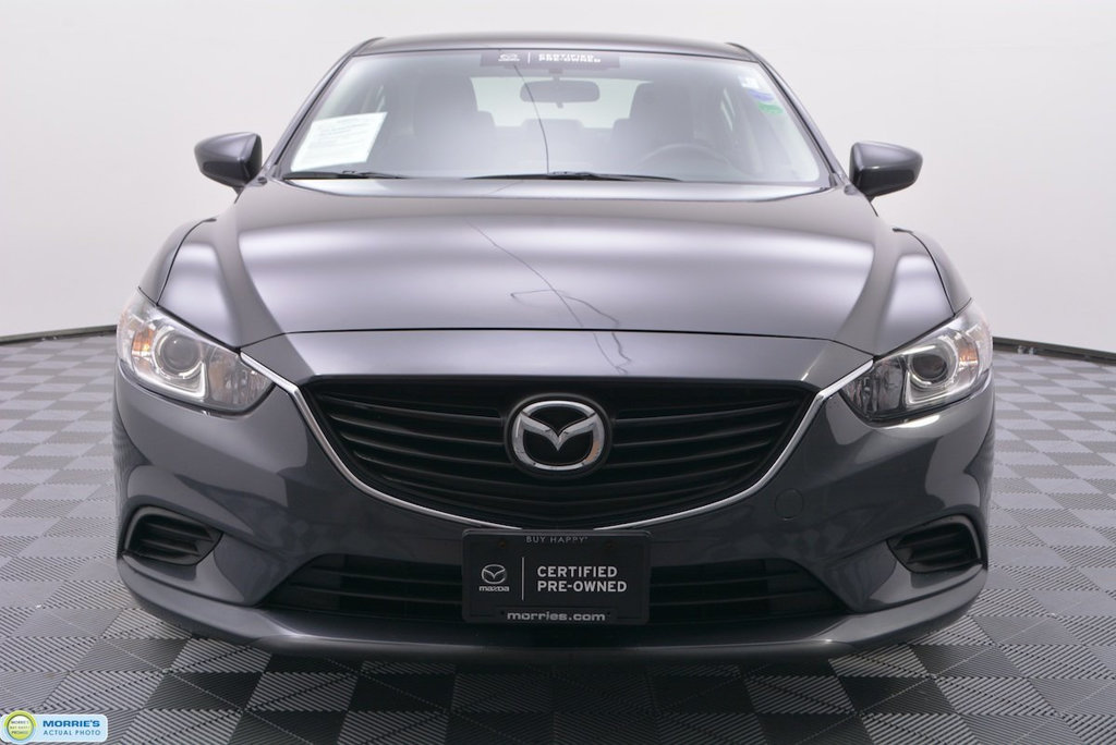 Certified Pre-Owned 2016 Mazda6 4dr Sedan Automatic i Sport