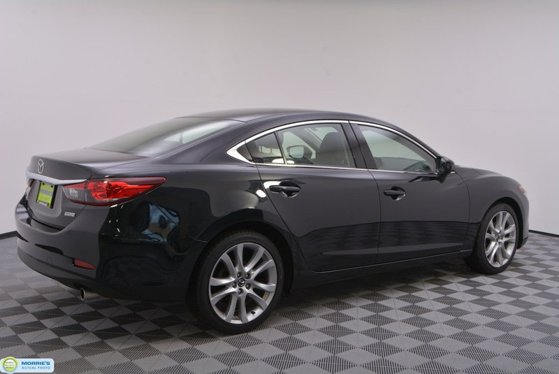 Certified Pre-Owned 2016 Mazda6 4dr Sedan Automatic i Touring