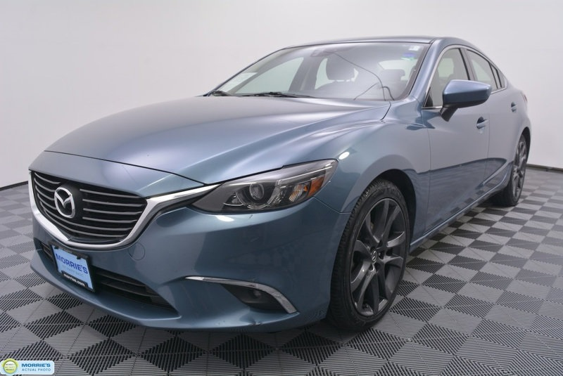Pre-Owned 2016 Mazda6 i Grand Touring