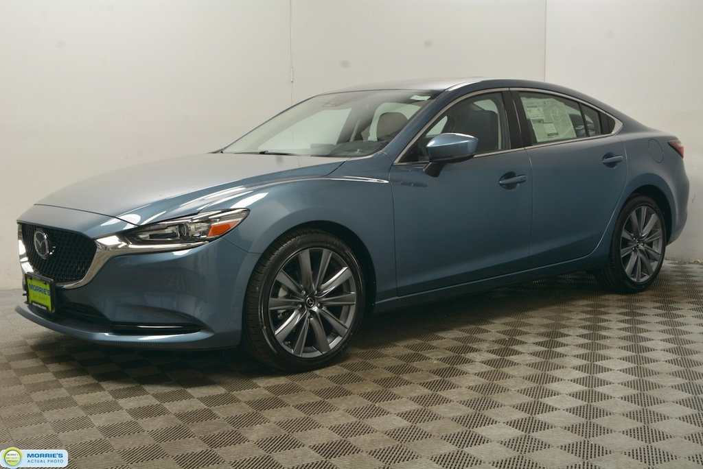 New 2018 Mazda6 Grand Touring Automatic