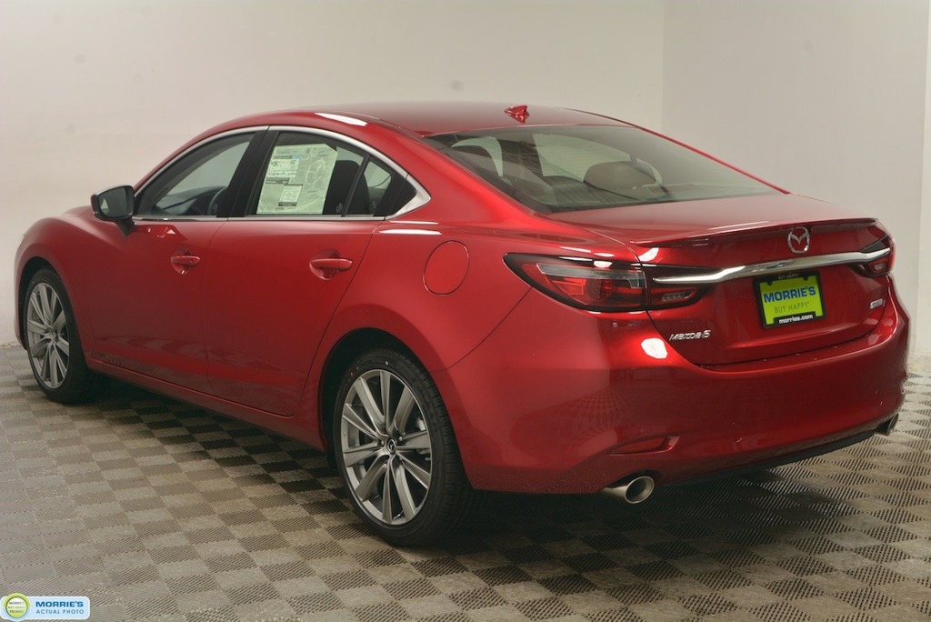 New 2018 Mazda6 Grand Touring Reserve Automatic