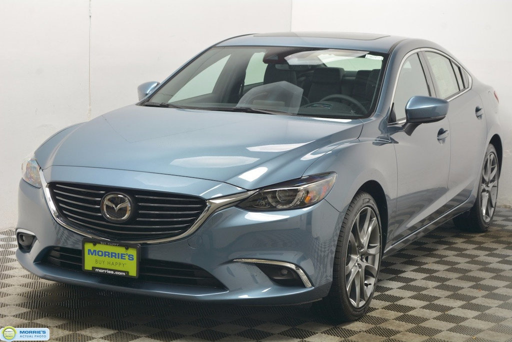 New 2017 Mazda6 2017.5 Grand Touring Automatic