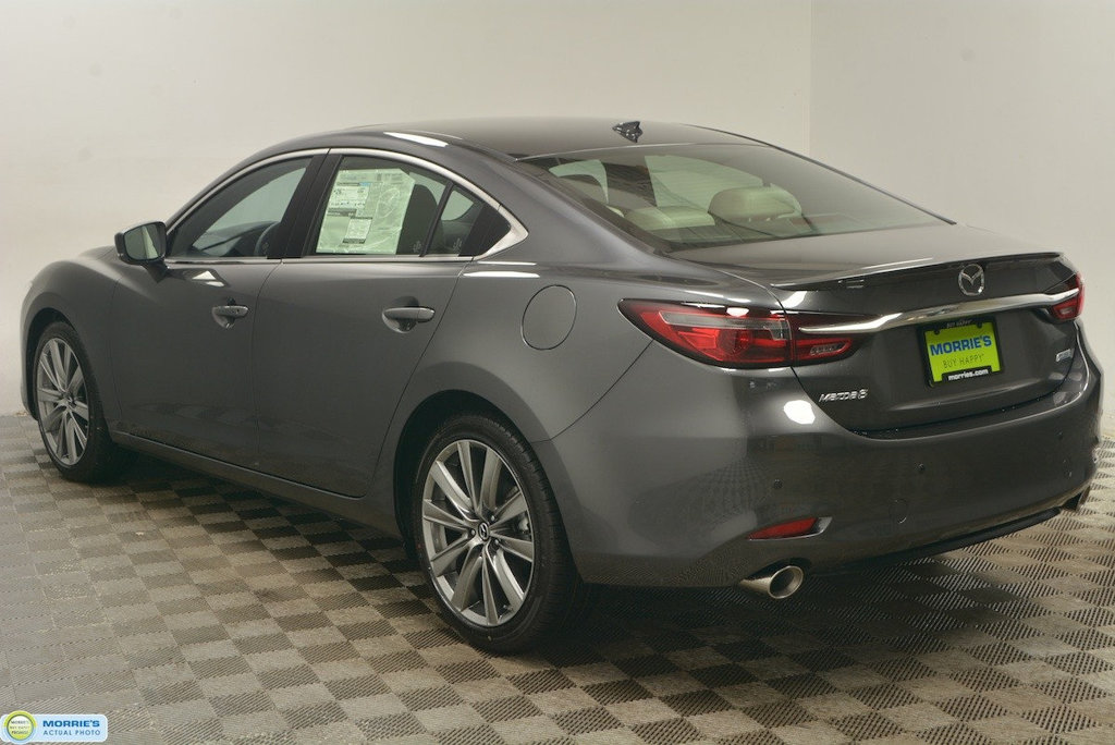 New 2018 Mazda6 Signature Automatic
