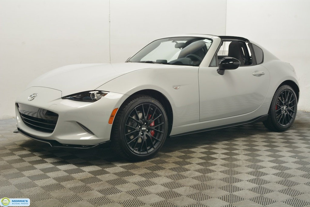 new 2017 mazda mx 5 miata rf club manual coupe in minnetonka 2n22163 morrie 39 s minnetonka mazda. Black Bedroom Furniture Sets. Home Design Ideas