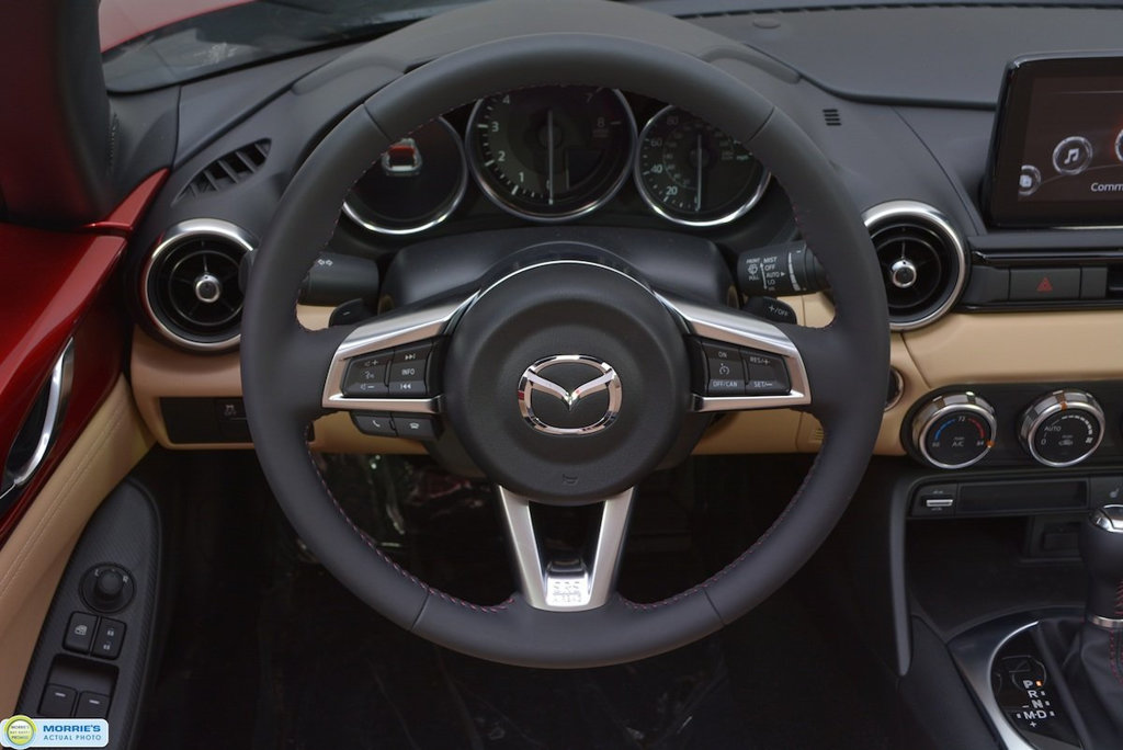 New 2019 Mazda MX-5 Miata RF Grand Touring Automatic