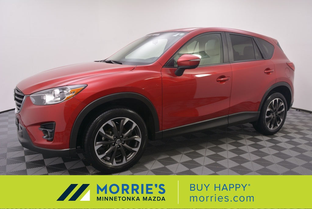Morries Used Cars >> Certified Pre Owned 2016 Mazda Cx 5 Grand Touring Awd
