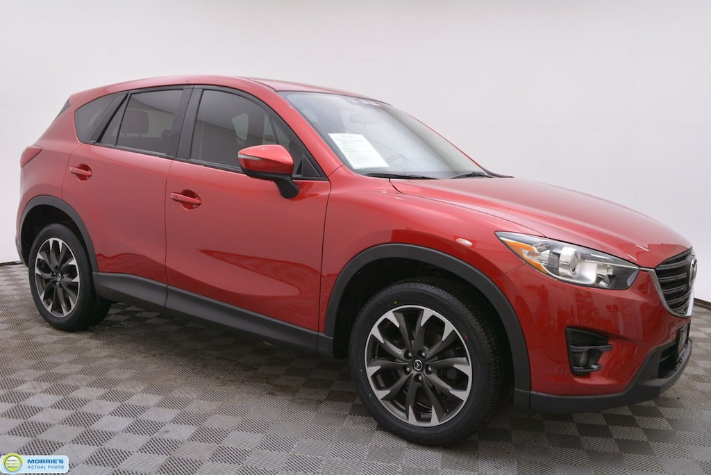 Certified Pre-Owned 2016 Mazda CX-5 AWD 4dr Automatic Grand Touring