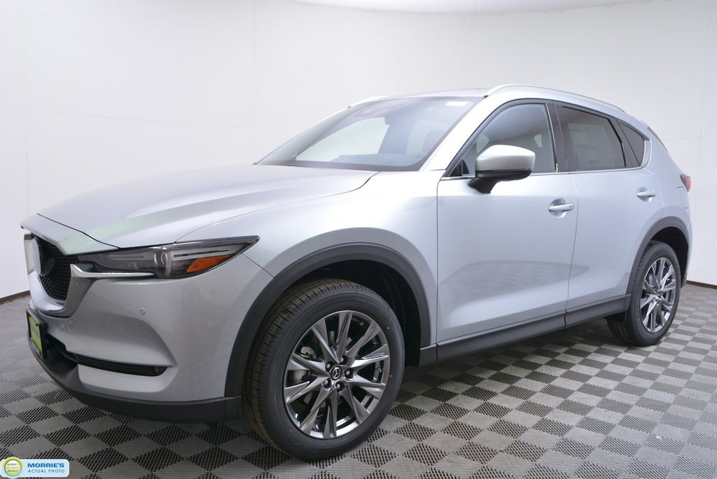 New 2019 Mazda Cx 5 Signature Awd Suv In Minnetonka 2n26750