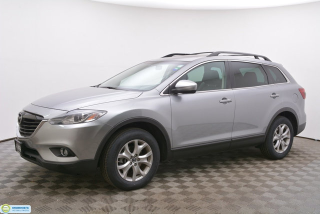 Certified Pre-Owned 2015 Mazda CX-9 AWD 4dr Touring