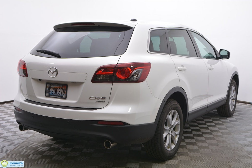 Certified Pre-Owned 2014 Mazda CX-9 AWD 4dr Touring