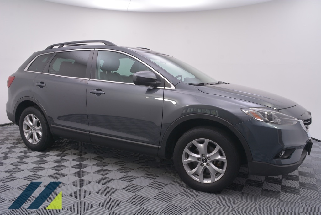 Certified Pre-Owned 2015 Mazda CX-9 Touring