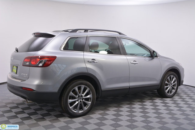 Certified Pre-Owned 2015 Mazda CX-9 AWD 4dr Grand Touring