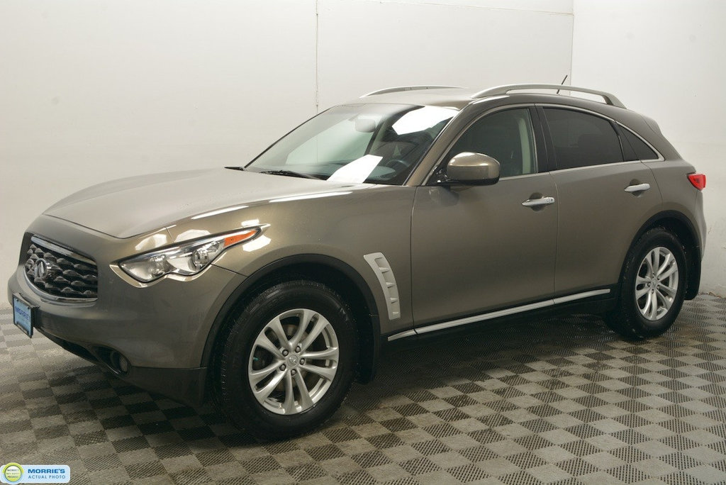 Pre Owned 2009 INFINITI FX35 AWD 4dr