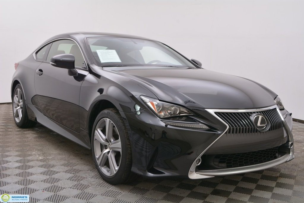 Pre-Owned 2015 Lexus RC 350 2dr Coupe AWD