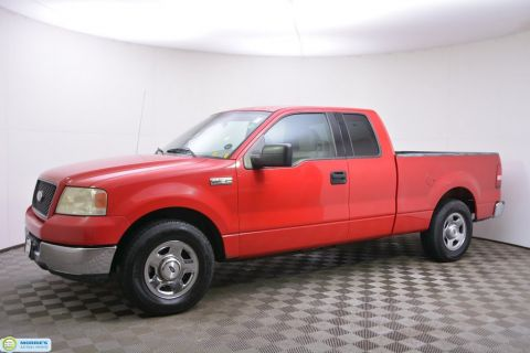 "Pre-Owned 2004 Ford F-150 Supercab 145"" XLT"